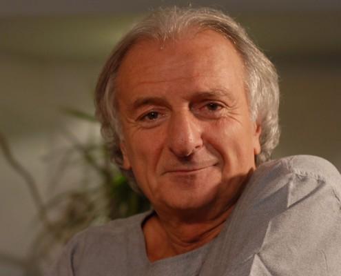 Dr. Alschibaja senior - Urologe München - Portrait